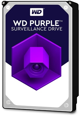 WD 6TB Purple 64MB 5400rpm (WD60PURZ) Harddisk