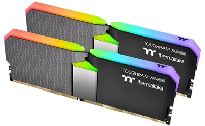 Thermaltake 16GB(2x8) Toughram XG RGB 4000mhz CL19 DDR4  Ram (R016D408GX2-4000C19A)