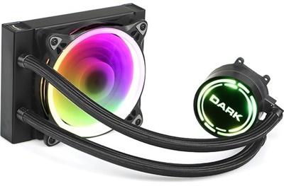 En ucuz Dark AquaForce W122 120mm Intel-AMD Uyumlu Sıvı Soğutucu  Fiyatı