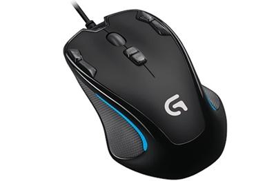Logitech G300S Siyah Optik Gaming Mouse