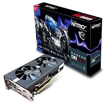 En ucuz Sapphire Radeon RX580 Nitro+ 4GB GDDR5 256 Bit Ekran Kartı Fiyatı