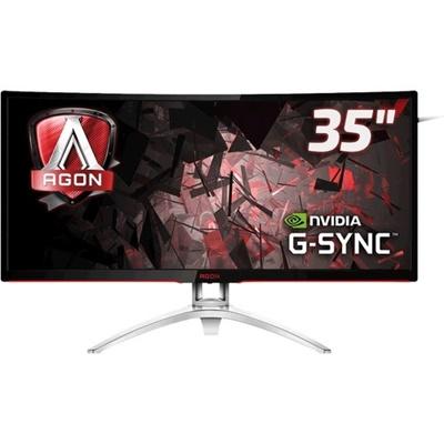 "Aoc 35"" AG352UCG Agon 4ms 100hz HDMI,DPPort 4K G-Sync Curved Gaming Monitör"