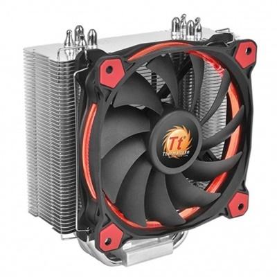 Thermaltake Riing Silent 120 mm Kırmızı Led Fan Intel-AMD Uyumlu Hava Soğutucu