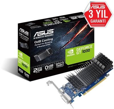 En ucuz Asus GeForce GT1030 SL-2G-BRK 2GB GDDR5 64 Bit Ekran Kartı Fiyatı