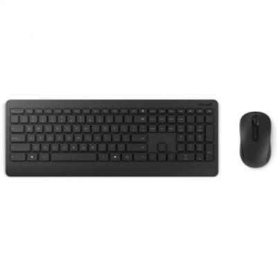 Microsoft 900 Türkçe Q  Kablosuz Klavye + Mouse Set