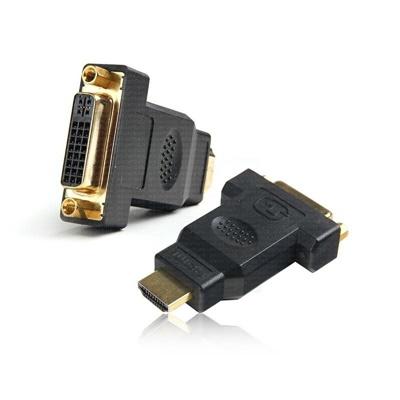 Dark DVI-D Dişi - HDMI Erkek Dönüştürücü