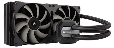 Corsair Hydro Series H115i 280 mm Intel-AMD Uyumlu Sıvı Soğutucu