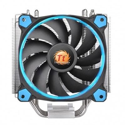Thermaltake Riing Silent 120 mm Mavi Led Fan Intel-AMD Uyumlu Hava Soğutucu