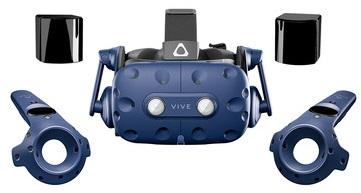 HTC Vive Pro Full Kit Sanal Gerçeklik Gözlüğü (99HANW003-00)