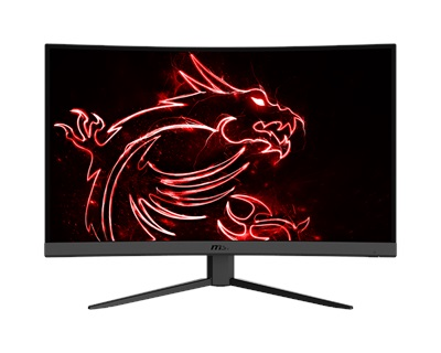 "En ucuz MSI 31.5"" Optix G32C4 1ms 165hz HDMI,DisplayPort FreeSync Curved Gaming Monitör Fiyatı"