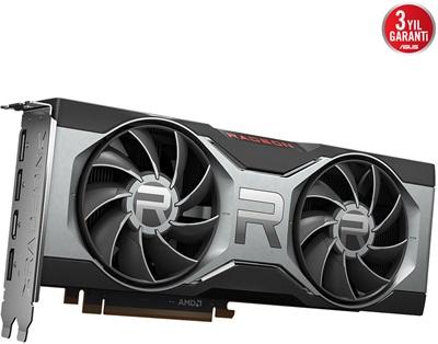 Asus Radeon RX 6700 XT 12G 12GB GDDR6 192 Bit Ekran Kartı
