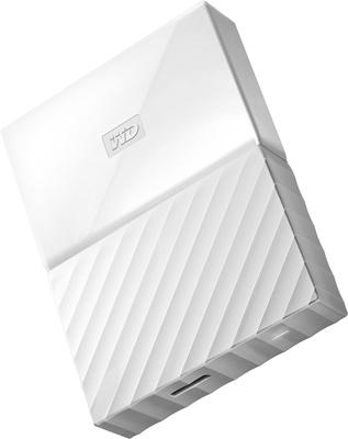 WD 2TB My Passport Beyaz USB 3.0 2.5 (WDBS4B0020BWT) Taşınabilir Disk