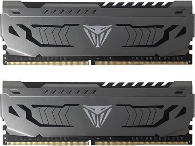 Patriot 32GB(2x16) Viper Steel 3200mhz CL16 DDR4  Ram (PVS432G320C6K)