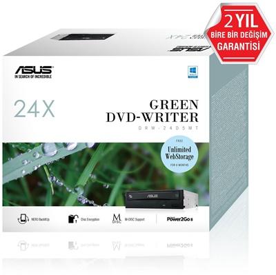 En ucuz Asus DRW-24D5MT 24X SATA Siyah Optik Okuyucu (Kutulu) Fiyatı