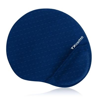 En ucuz TX ErgoPad Plus Bilek Jel Destekli Mavi Mousepad   Fiyatı