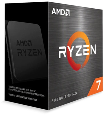 AMD Ryzen 7 5800X 3.80 Ghz 8 Çekirdek 36MB AM4 7nm İşlemci