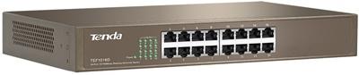 En ucuz Tenda TEF1016D 16 Port 10/100Mbps  Switch Fiyatı