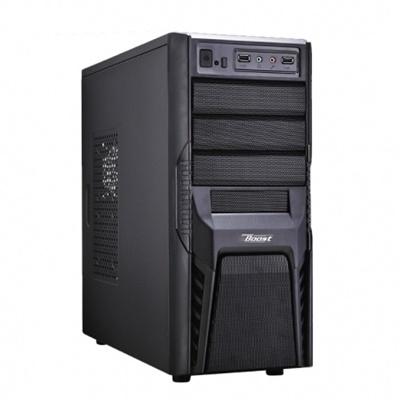 En ucuz PowerBoost VK-C003B 300W USB 2.0 ATX Mid Tower Kasa  Fiyatı