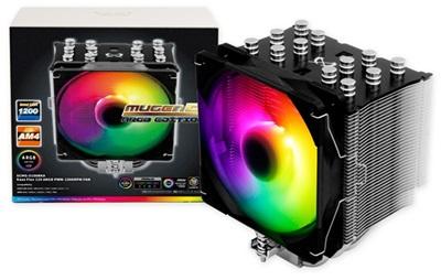 Scythe Mugen 5 RGB 120 mm Intel-AMD Uyumlu Hava Soğutucu