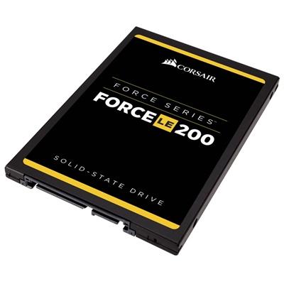 Corsair 240GB Force Series LE200 Okuma 560MB-Yazma 530MB SATA SSD (CSSD-F240GBLE200B)