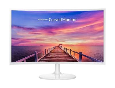 """Samsung 27"""" LC27F391FHMXUF 4ms 60hz D-Sub,HDMI FreeSync Curved Monitör"""