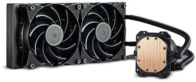 Cooler Master MasterLiquid Lite 240 240 mm Intel-AMD Uyumlu Sıvı Soğutucu