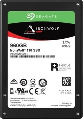En ucuz Seagate 960GB Ironwolf 110 Okuma 560MB-Yazma 535MB SATA SSD (ZA960NM10011) Fiyatı