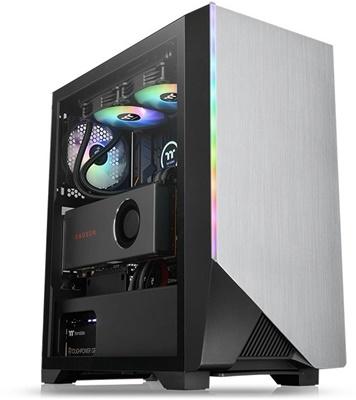 Thermaltake H550 Tempered Glass ARGB USB 3.0 ATX Mid Tower Kasa