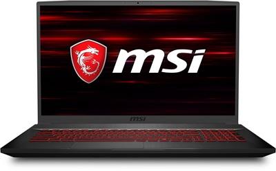 En ucuz MSI GF75 Thin 9SCXR-224XTR i7-9750H 8GB 1TB 256GB SSD 4GB GTX1650 17.3 Dos Notebook  Fiyatı
