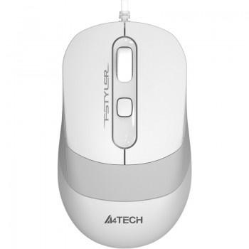 En ucuz A4 Tech FM10 Beyaz  USB Mouse Fiyatı