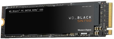 WD 250GB Black SN750 NVMe Okuma 3100MB-Yazma 1600MB M.2 SSD (WDS250G3X0C)