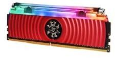 En ucuz XPG 8GB Spectrix D80 RGB Kırmızı 3000mhz CL17 DDR4  Ram (AX4U300038G16ASR80) Fiyatı