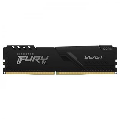 Kingston 4GB Fury Beast 2400mhz CL15 DDR4  Ram (HX424C15FB3/4)