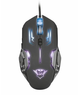 Trust GXT 108 Rava 22090 Siyah Optik Gaming Mouse