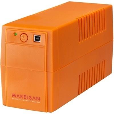 Makelsan Lion+ 650VA Line Interactive UPS