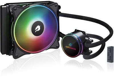 GameBooster NITRO ARGB 120 mm Intel-AMD Uyumlu Sıvı Soğutucu