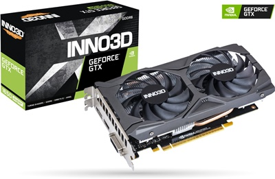 Inno3D GeForce GTX 1650 Super Twin x2 OC 4GB GDDR6 128 Bit Ekran Kartı