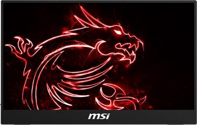 En ucuz MSI 15.6 Optix MAG161V 60hz HDMI,Type-C Monitör Fiyatı