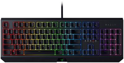 Razer BlackWidow Green Switch RGB Mekanik Gaming Klavye