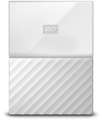 WD 2TB My Passport Beyaz USB 3.0 2.5 (WDBS4B0020BWT-WESN) Taşınabilir Disk