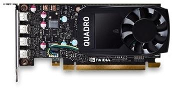 PNY Quadro P 620 2GB GDDR5 128 Bit Ekran Kartı