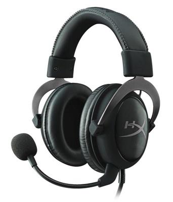 HyperX Cloud II 7.1 Surround Gri Gaming Kulaklık