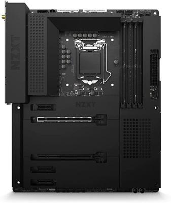NZXT N7 Z590 Black 4600mhz(OC) RGB M.2 Wi-Fi 1200p ATX Anakart
