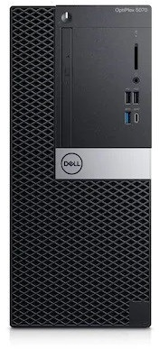 Dell Optiplex 7070MT i5-9500 8GB 256GB SSD  Dos Masaüstü PC