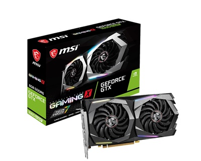 MSI GeForce GTX 1660 Super Gaming X 6GB GDDR6 192 Bit Ekran Kartı