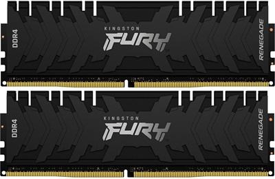 Kingston 32GB(2x16) Fury Renegade 4000mhz CL19 DDR4  Ram (KF440C19RB1K2/32)