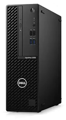 Dell Optiplex 3080SFF i3-10100 8GB 256GB SSD  Windows 10 Pro Masaüstü PC