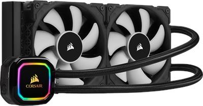 En ucuz Corsair iCUE H100i Pro RGB XT Liquid 240mm Intel-AMD Uyumlu Sıvı Soğutucu  Fiyatı