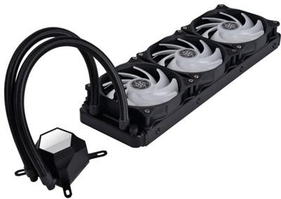 SilverStone PF360 ARGB 360mm Intel-AMD Uyumlu Sıvı Soğutucu