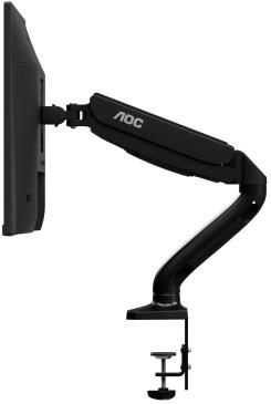 Aoc AS110D0 Mekanik Amortisörlü Monitör Askı Aparatı
